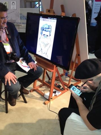 Caricaturista digital