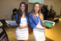 Tablet Táctil – Evento Stoller.