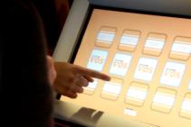 Terminal interactiva – Acción Suplemento Vos de La Voz del Interior.