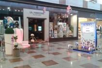 Tótem interactivo táctil – Córdoba Shopping Night.