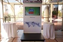 Tótem interactivo táctil – 6to. Congreso de Marketing UBP.
