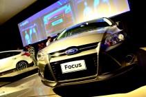 Pantalla panorámica - Lanzamiento nuevo Ford Focus - Maipú Automotores.
