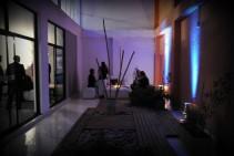 Iluminación decorativa - Inauguración sucursal Córdoba - Zurich Seguros