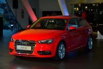 Iluminación - Lanzamiento nuevo Audi A3 - Maipú Exclusivos
