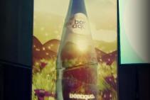 Mapping - Lanzamiento Bonaqua - Coca Cola