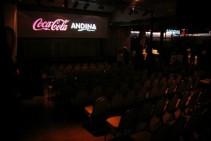 Pantalla panorámica - Lanzamiento Bonaqua - Coca Cola.