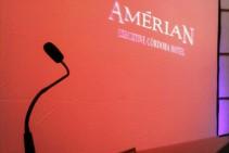Servicio de sonido - Inauguración Amérian Executive Hotel