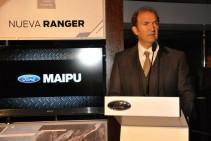 Servicio de sonido - Lamzamiento Nueva Ford Ranger - Maipú automotores