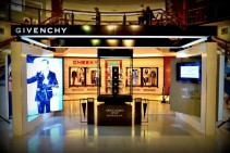 Servicio de sonido para Stand - Lanzamiento perfume Gentlemen Only - Givenchy