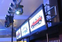 Video Wall - Lanzamiento Nueva Eco Sport - Maipú Automotores