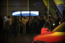 Video Wall - Lanzamiento nuevo Audi A3 - Maipú Exclusivos