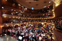 Servicio de Imagen, Microfonería, Timer y Retorno de video para TED-X Córdoba en Teatro Real.
